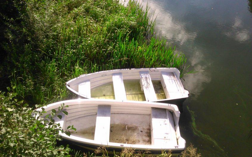 łódka aluminiowa